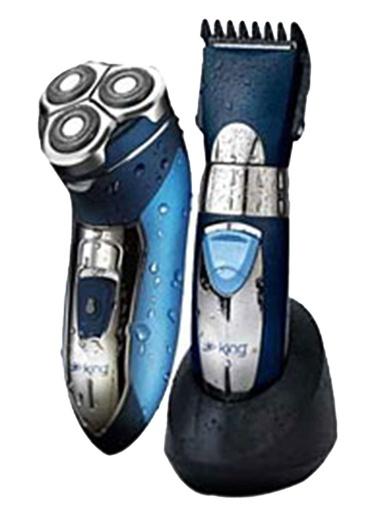 Aqua Saç Kesme Ve Tıraş Makinesi-King